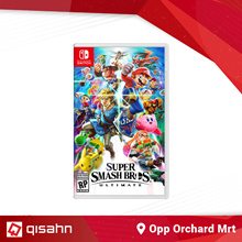 [Switch] Super Smash Bros Ultimate Standard Edition