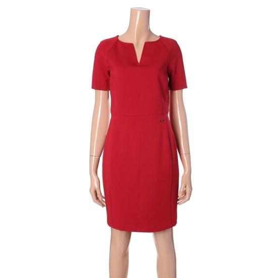 アルマーニエクスチェンジ女性ブイネクワンピース1427321505 面ワンピース/ 韓国ファッション