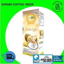 MYBIO Durian Coffee 5 x 30 Gr / Free Shipping Jabodetabek