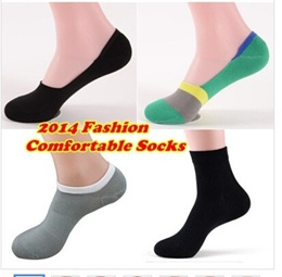[Promotion BUY 7 FREE 1]Premium Quality Man Sock ♥ SG Local Stock ♥ Bamboo Fiber Invisible Sock/Ankl