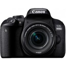 Canon EOS 800D KIT EF-S 18-55mm IS STM Lensv