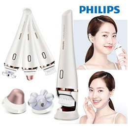 Philips VisaPure Advanced Home Facial Device SC5370 / Facial Cleanser / Various Cleansing Head