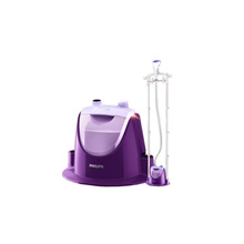 Philips Easy Touch Garment Steamer - GC508/ Adjustable Double Pole/ 3 Steam Settings/ Special Hanger