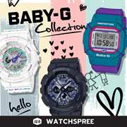 *APPLY SHOP COUPON*  *2020 New Arrivals* CASIO BABY-G COLLECTION WATCHES ! 1 Year Warranty.