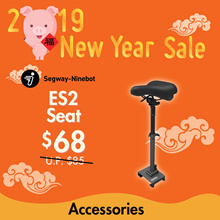🍊CNY SALE🍊Segway ES2 Escooter Seat ★ Segway Accessories ★ 💯OFFICIAL DISTRIBUTOR
