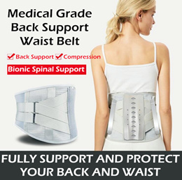 Lumbar back Support Belt Disc Herniation Orthopedic Strain Pain Relief Corset For Back Posture Spine