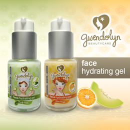 [1+1]Face Hydrating Gel_FREE BODY LOTION 95ml + handbag