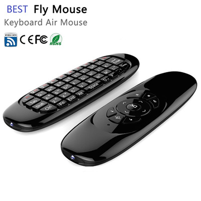Qoo10 - Gyroscope Fly Air Mouse BEST Wireless Game Keyboard