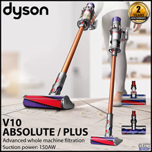 Dyson Cyclone V10 Absolute / V10 Absolute Plus Vacuum Cleaner