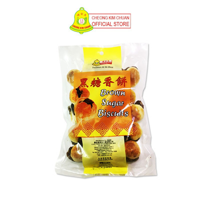 Cheong Kim Chuan Brown Sugar Biscuits [360g]