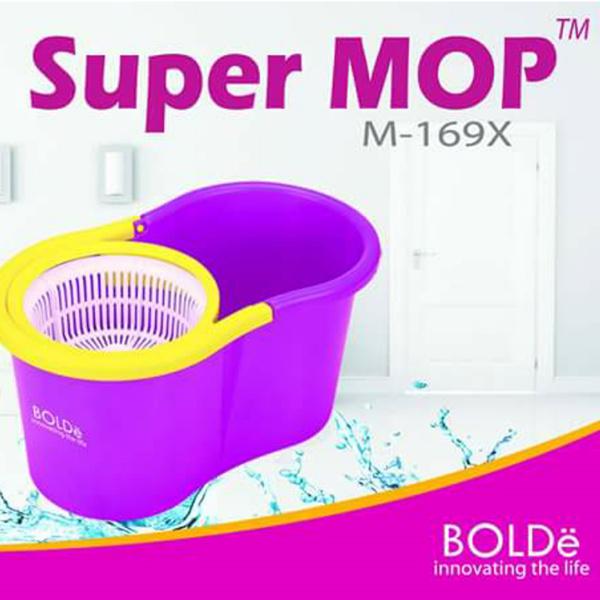 Bolde Super Mop Premier Alat Pel Otomatis Deals for only Rp227.000 instead of Rp227.000