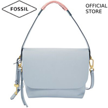 [FOSSIL OFFICIAL STORE] FOSSIL MAYA BLUE LEATHER SLING BAG ZB7620436