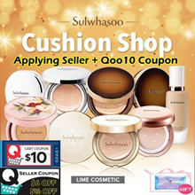 ★Lowest Price★ Sulwhasoo Refill / Perfecting EX/Brightening/Limited/Sheer Lasting [+Free Pouch]