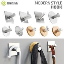 Modern Style Hook / hanger /  Wall ring / Closet / Cradle / Super Stick / mount
