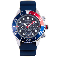 SSC663P1 SSC663P SSC663 Seiko Prospex Padi Solar 200m Rubber Strap Mens Sports Watch