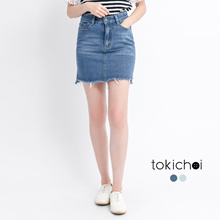 TOKICHOI - Denim Skirt-171382