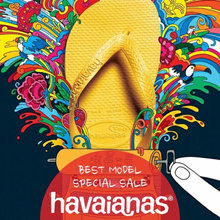 ★Special Price★ [Havaianas] BEST MODEL SPECIAL Nett Price PROMO /
