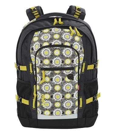 50829e74b9ce0  globalkshop  4YOU Basic Schulrucksack Jump 47 cm, Rave Couture  Direct  from Germany