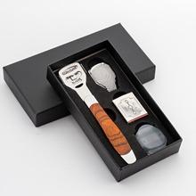 Foot Scraper and File Dead Skin Callus Corn Remover Free 10 Blades Solid Wood Handle Tool Tools