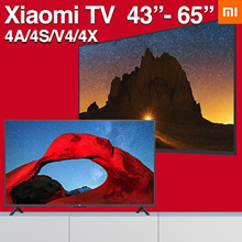 OFFICIAL RETAILER Xiaomi Smart Android 4K TV 43 50 55 65