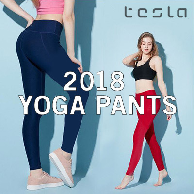 ☆TESLA YOGA Leggings PANTS☆ Women Yoga Capri Long Pants Tank top Sports  wear  88f58ec44f