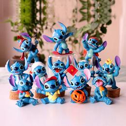 SingaporeDisney Lilo Stitch stitch doll boxed 12—GZMXWJ