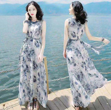 FREE SHIPPING Korean Dress for women Plus size long