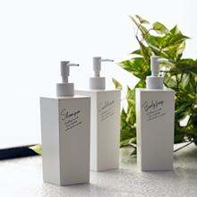 Francfranc Tisa Dispenser Shampoo S White