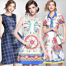 High quality dress High end dress/European British style/Office dresses/fashion/Elegant dress
