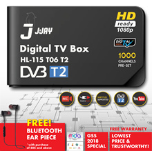 2018 Model dvb-t2 digital tv box Singapore Receiver/wifi Digital Antenna Local Seller Free Warrenty