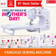 Qoo10 sewing machine items on sale qrankingsingapore no 1 ready stockfanghua 202amini portable home use sewing machineeasy to usesewing machine fandeluxe Gallery