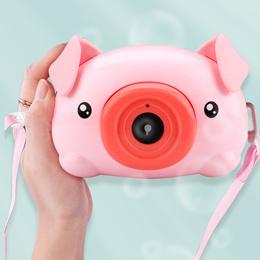 Pig Camera Bubble Machine Kids Toys Girl Bubble Maker kid Gift