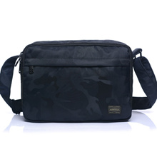New Japan s Yoshida, HEAD PORTER Messenger bag men s waterproof nylon leisure single shoulder bag Me