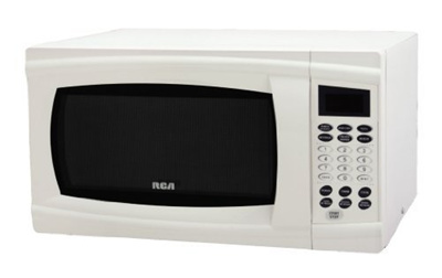 Qoo10 Rca Rmw741 07 Cubic Foot Microwave Stainless Steel Design