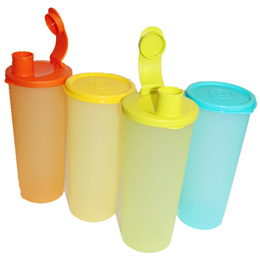 Tupperware Tumblers LIMITED EDITION by NUMIT (4pcs)