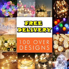 ★[FREE DELIVERY-Fairy Lights]11% Store Wide OFF - Local Seller -Walk in Available★120 Over Models