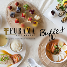 New [Furama City Centre Hotel] Tiffany Restaurant Buffet Promotion. Buffet Lunch Only