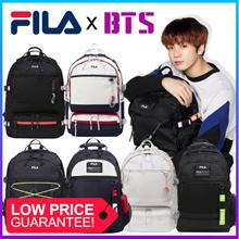 [FILA X BTS] ⭐New⭐ T-PACK S-LINK B-FORCE School Bag Backpack BTS Season / 100% Authentic