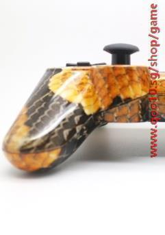 2015 New Design Snakeskin Wireless Controller as original for sony for  playstation 3 for PS3 SIXAXIS