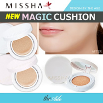 ★Aile81★Missha★NEW! Magic cushion / SPF 50+ PA +++ / Moist Up / Cover Lasting