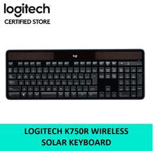 Logitech K750R Wireless Solar Keyboard 3 Years Local Warranty 920-004631