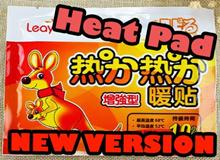[HOT SELLING] Heat Pad / Warm Pack / Menstru Pad / WINTER HOT PACK 1 bundle=10 pieces