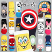 ★★INTYPE SOCKS [ BUY5+GIFT1 / 30+7 ] DISNEY MARVEL Authentic / Korean Best Selling Socks collection