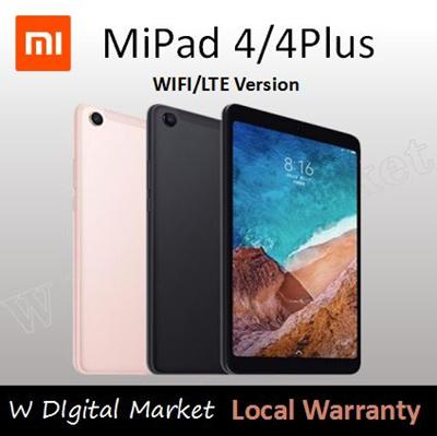 [US$318 47](▼13%)[Xiaomi]XIAOMI MIPAD 4/Tablet/WIFI/LTE/ MI Pad 4 Plus  64GB/ 128GB