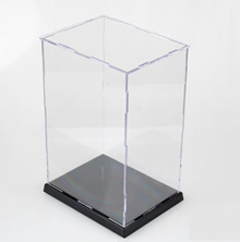 Action Figure Acrylic Display Case / Dust Free / Storage Box / Collectible