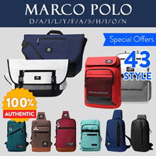[MARCOPOLO] EVENT ★  week promotion ★Special Offers 43  / backpack / messenger bags  laptop /anello