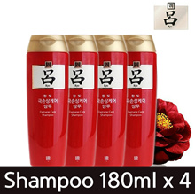 [Bulk Sale! 1+1+1+1]★KOR NO.1 Shampoo★Ryo Damage Care Shampoo/ 180ml*4ea/ EXP :May.2020