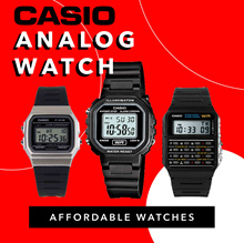 CHEAP AUTHENTIC CASIO VINTAGE ANALOG WATCH ( FOR KIDS WOMEN MENS ARMY)