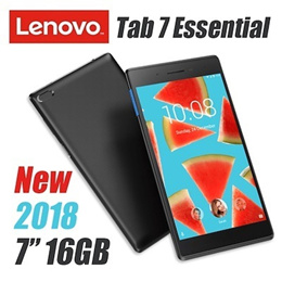 ◆Valuable tablet◆2018 NEW Lenovo Tab 7 Gaming tablet 7inch IPS HD Qualcomm