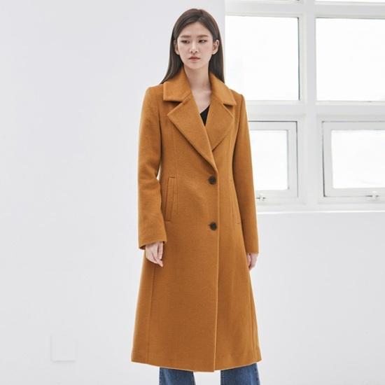 ナインNAINスリムフィットフェミニンコートCT936 面ワンピース/ 韓国ファッション